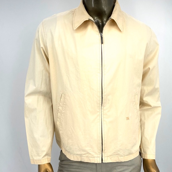 Burberry Light Jacket Harrington Beige