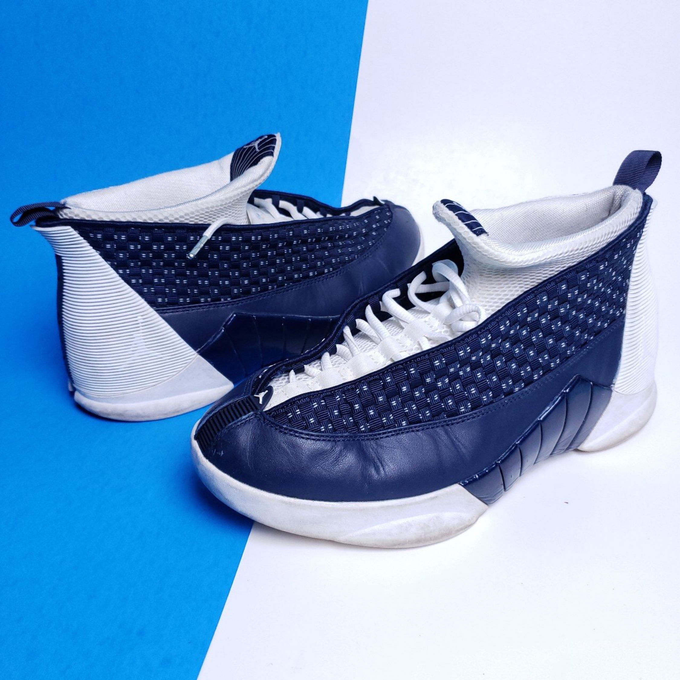 new design crazy price buy cheap Air Jordan 15 Retro Obsidian Sneaker