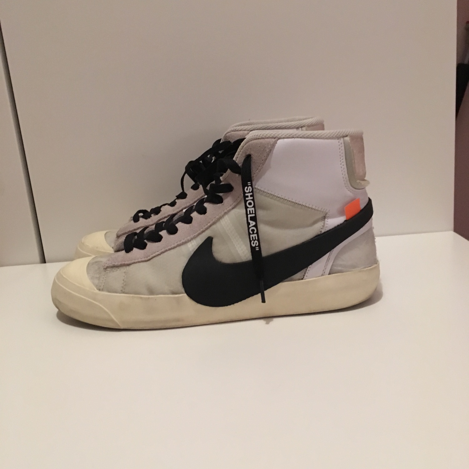 nike blazer off white costo