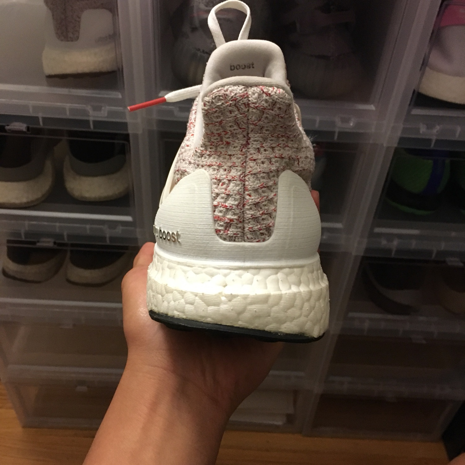 best sneakers 872a6 3f1b4 Adidas Ultraboost 4.0 Candy Cane