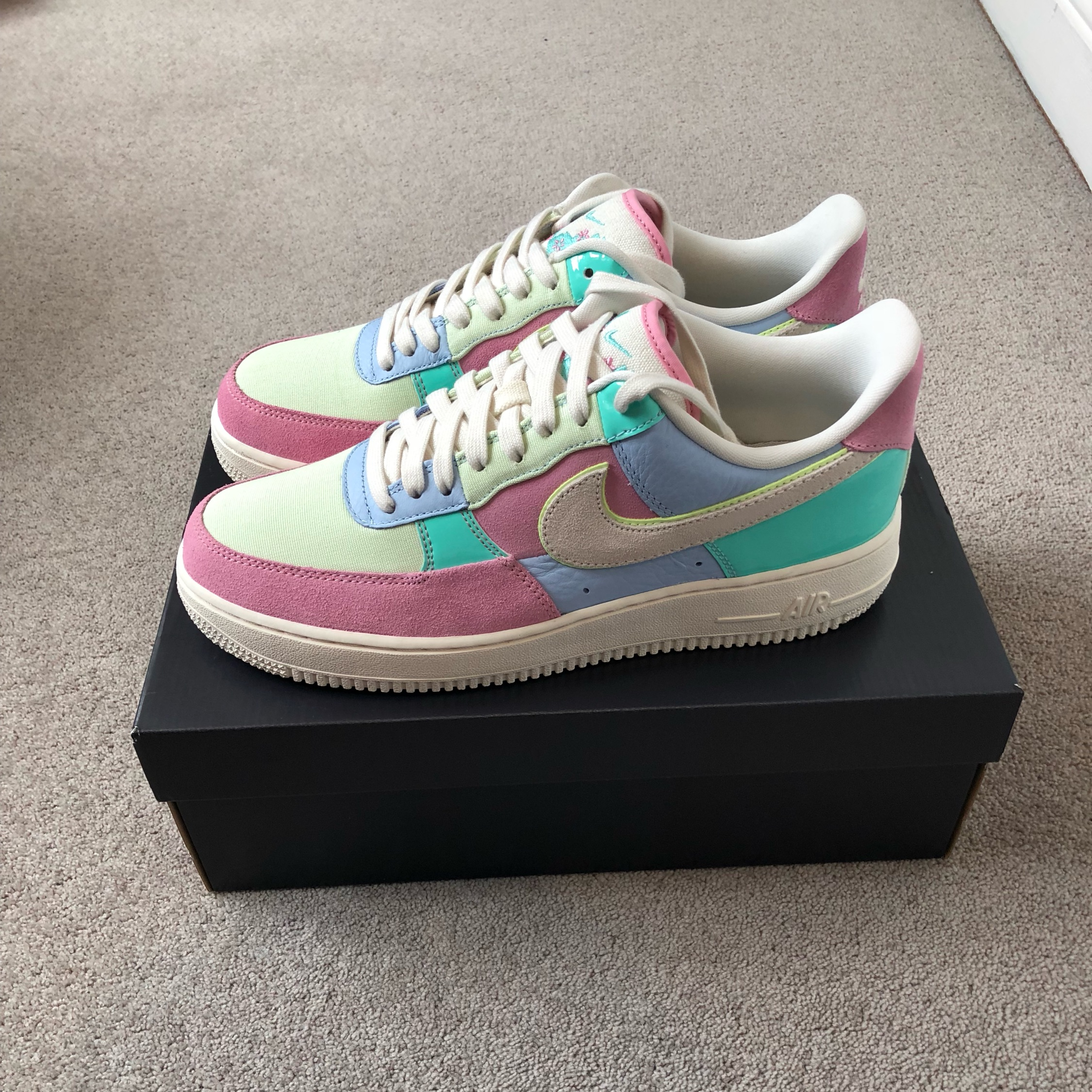 Nike Air Force 'Easter Pack'