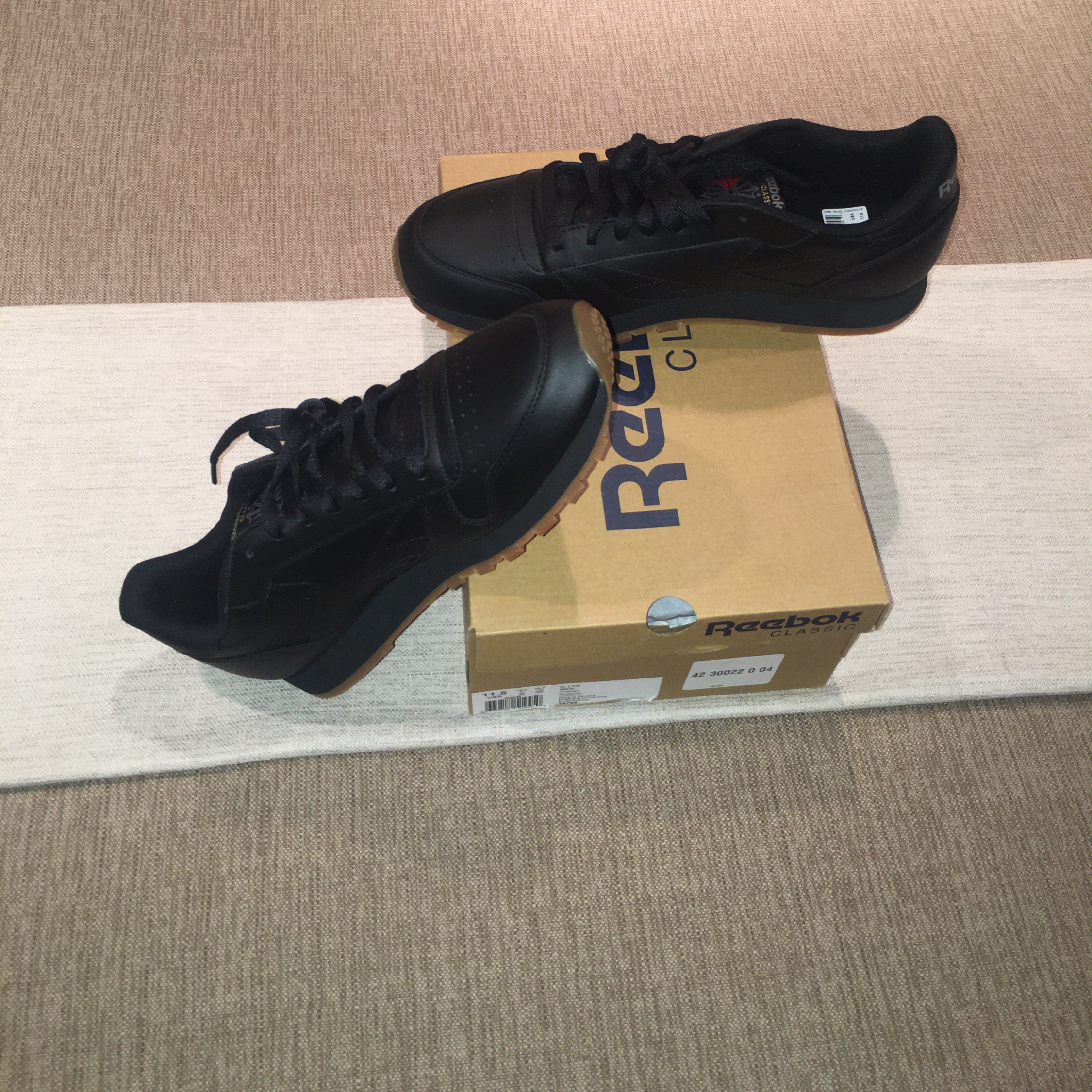 Reebok Classic Leather Mens Shoes