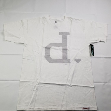 Diamond supply shirt .. white color medium size short sleeve cotton tee .. is in new condition with labels.