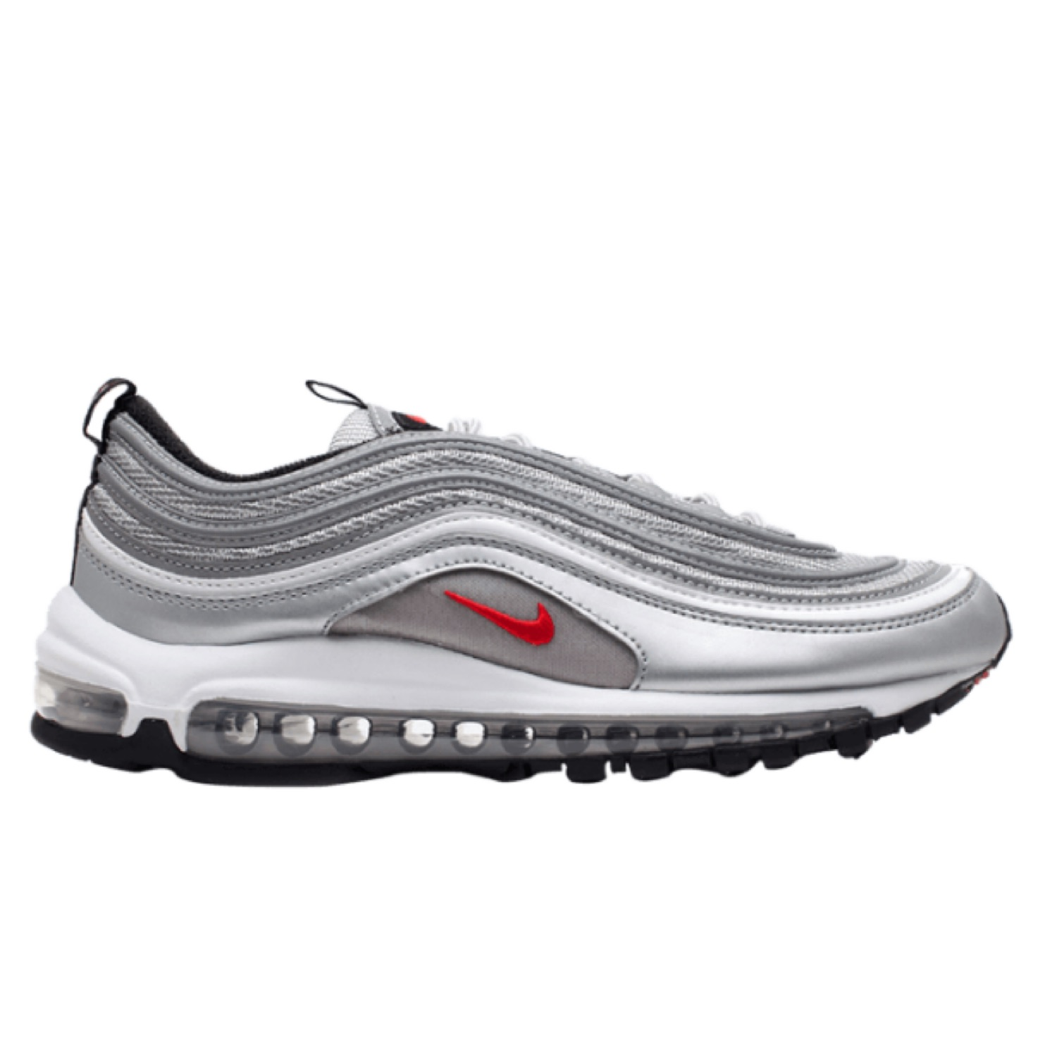 the latest 220e0 680bd Air Max 97 Silver Women