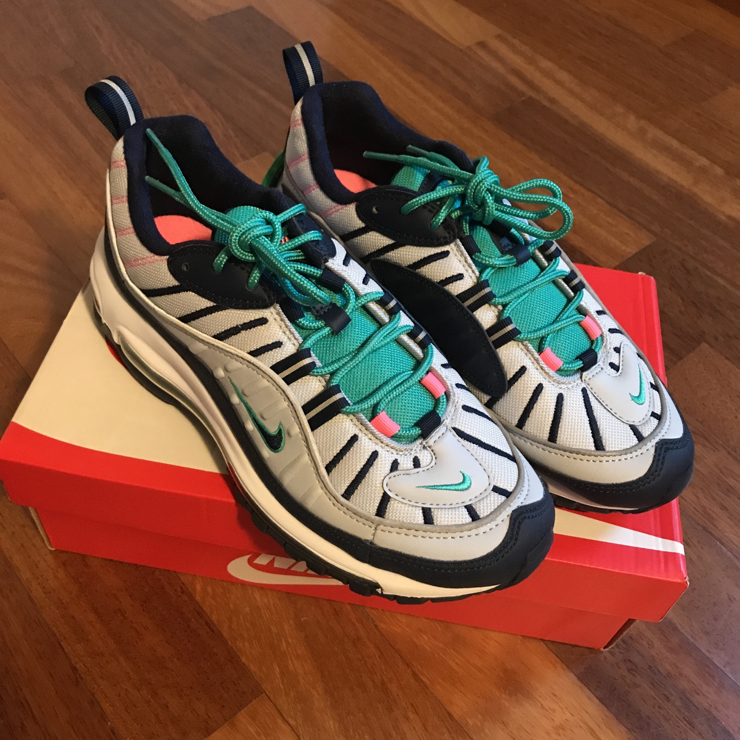 wholesale dealer 19e2a bd8d2 Air Max 98 Southbeach