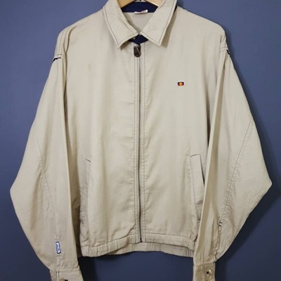 Vintage Ellesse Sports Zipper Jacket