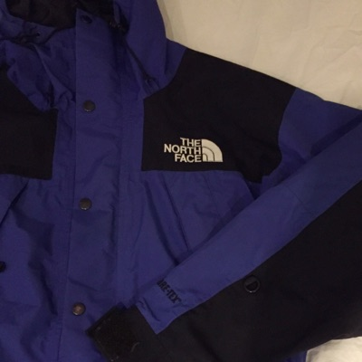 North Face 1990 Goretex Mountain Jacket Blue
