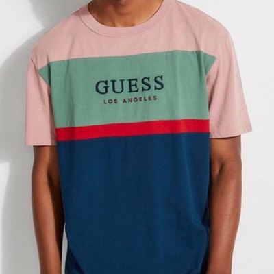 Guess Brand New Guess Los Angeles Oversized Tee
