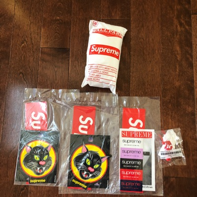 Supreme Stickers And Gifts