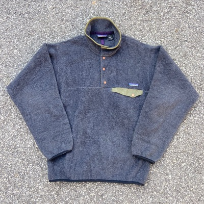 Patagonia Synchilla Snap-T Pullover Fleece Jacket