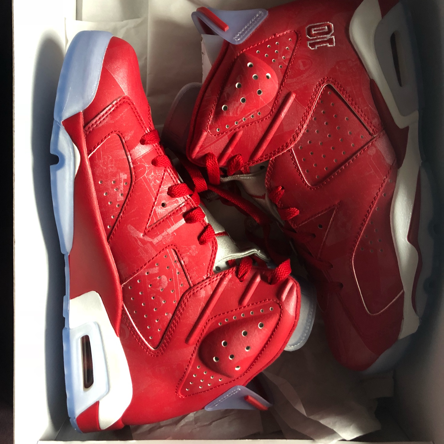 newest 5c9b0 41398 Air Jordan 6 Retro X Slam Dunk