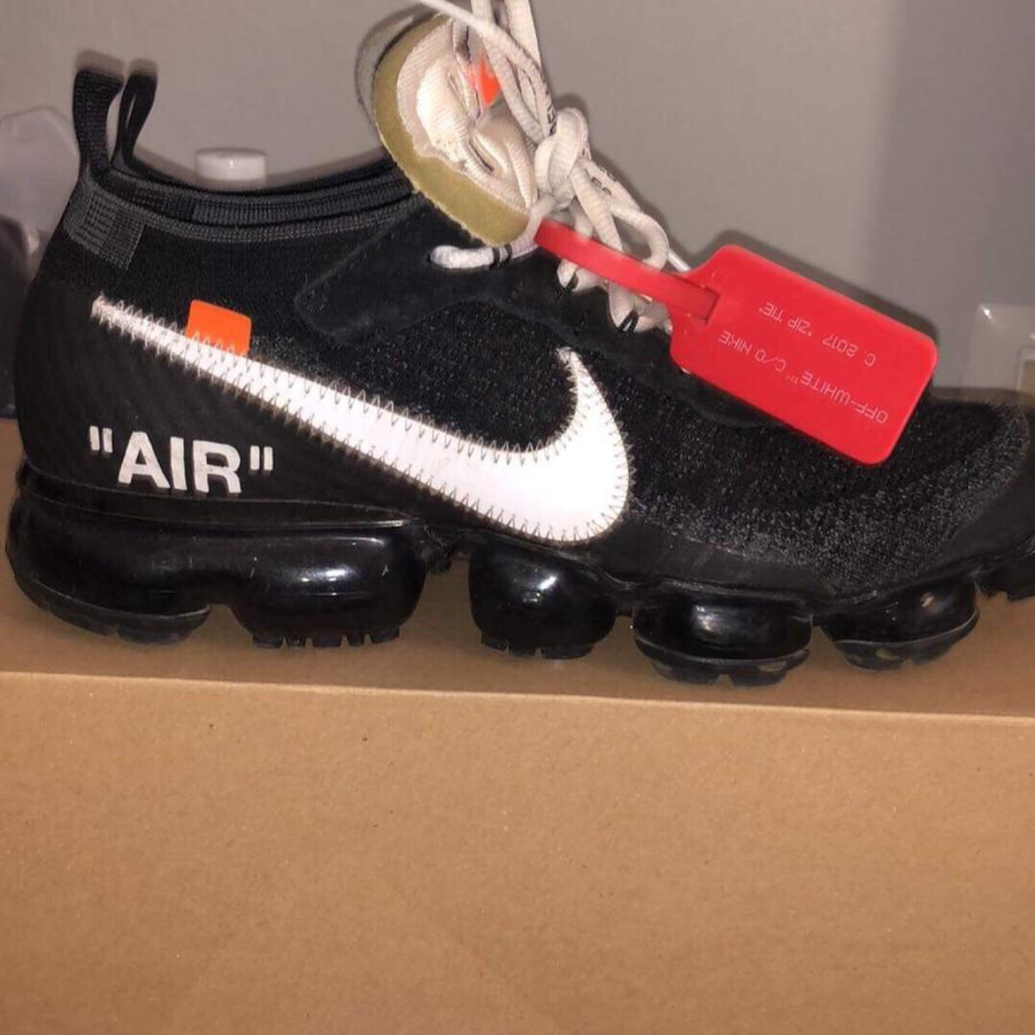 Nike Vapormax X Ow Og Condition 9/10