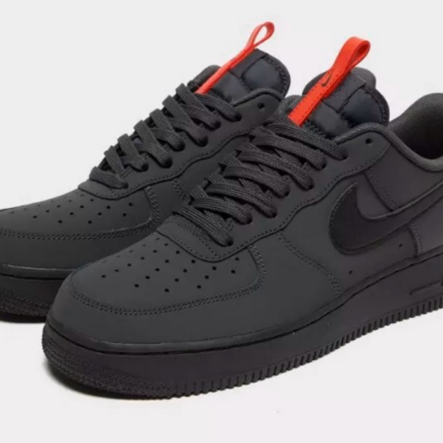 nike air force 1 anthracite