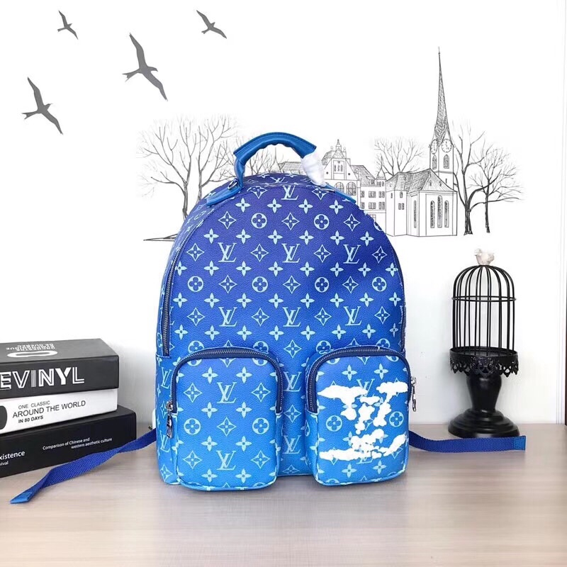 Louis Vuitton Clouds Backpack