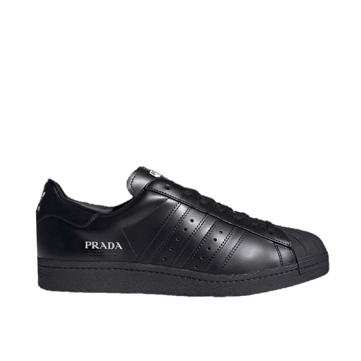 Prada x Superstar 'Core Black'