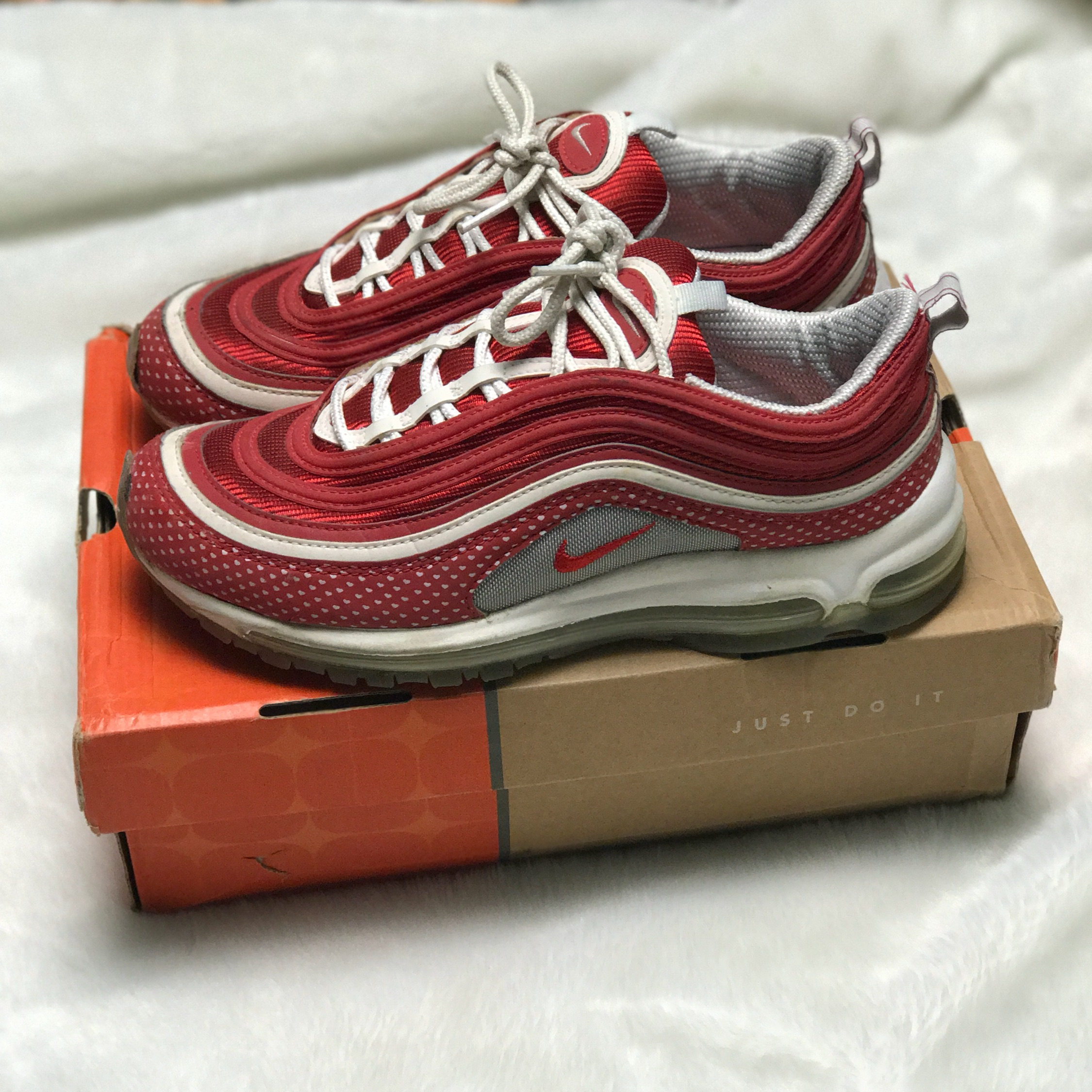 watch b1430 7349d Nike Air Max 97 Valentine's Day 2005