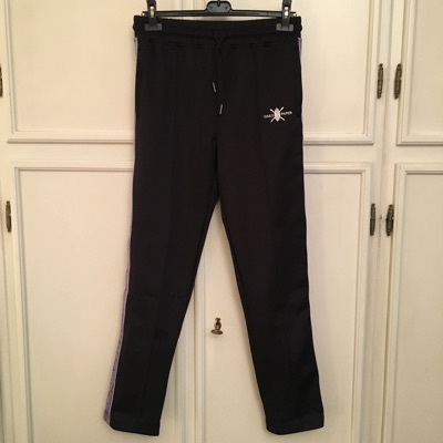 Daily Paper Track Pants Black Size: S Cond: 9.9/10