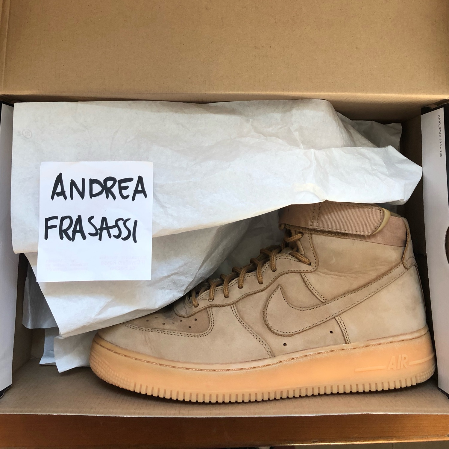 Force Beige Limited Nike Editionaf1 1 Air wkZiPXTuO