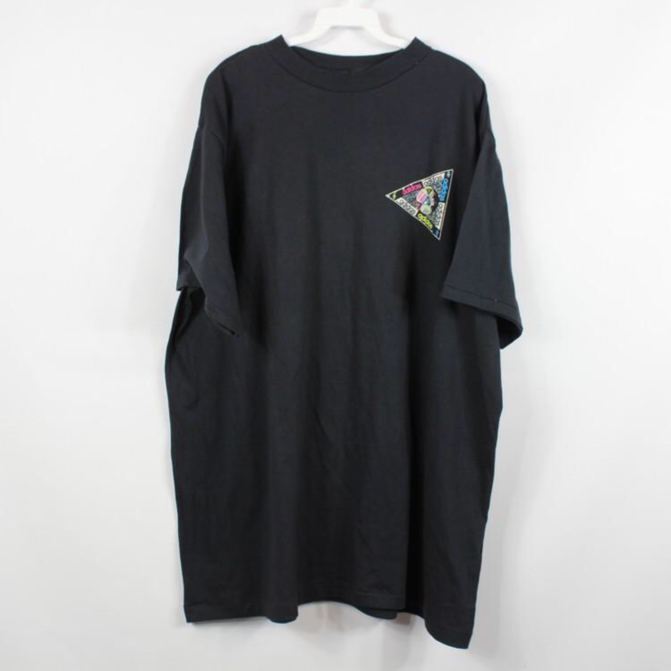 0361dce0a1ddb Vintage Adidas Spellout Soccer T Shirt