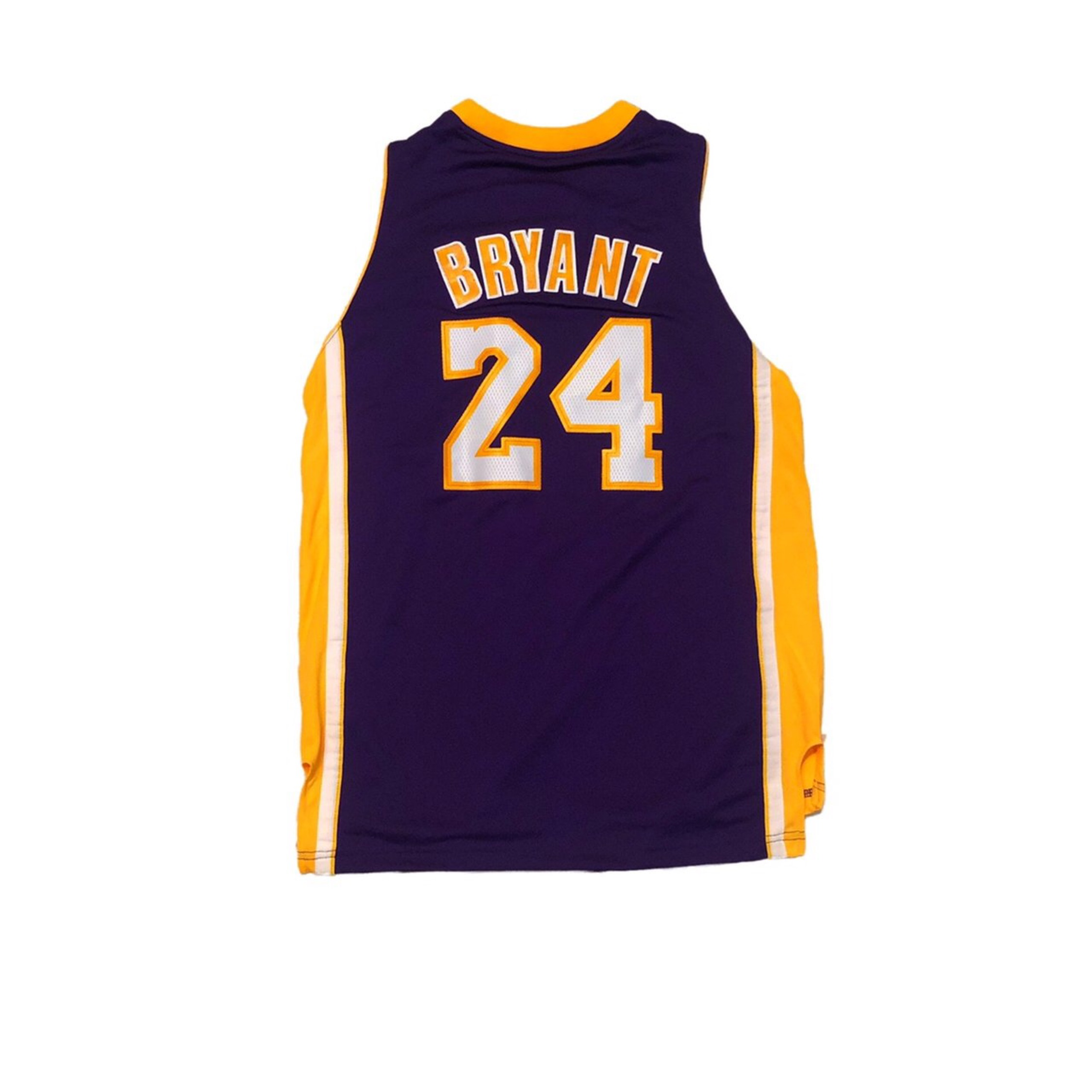 reputable site be9ef bba39 Official Adidas La Lakers Bryant Jersey