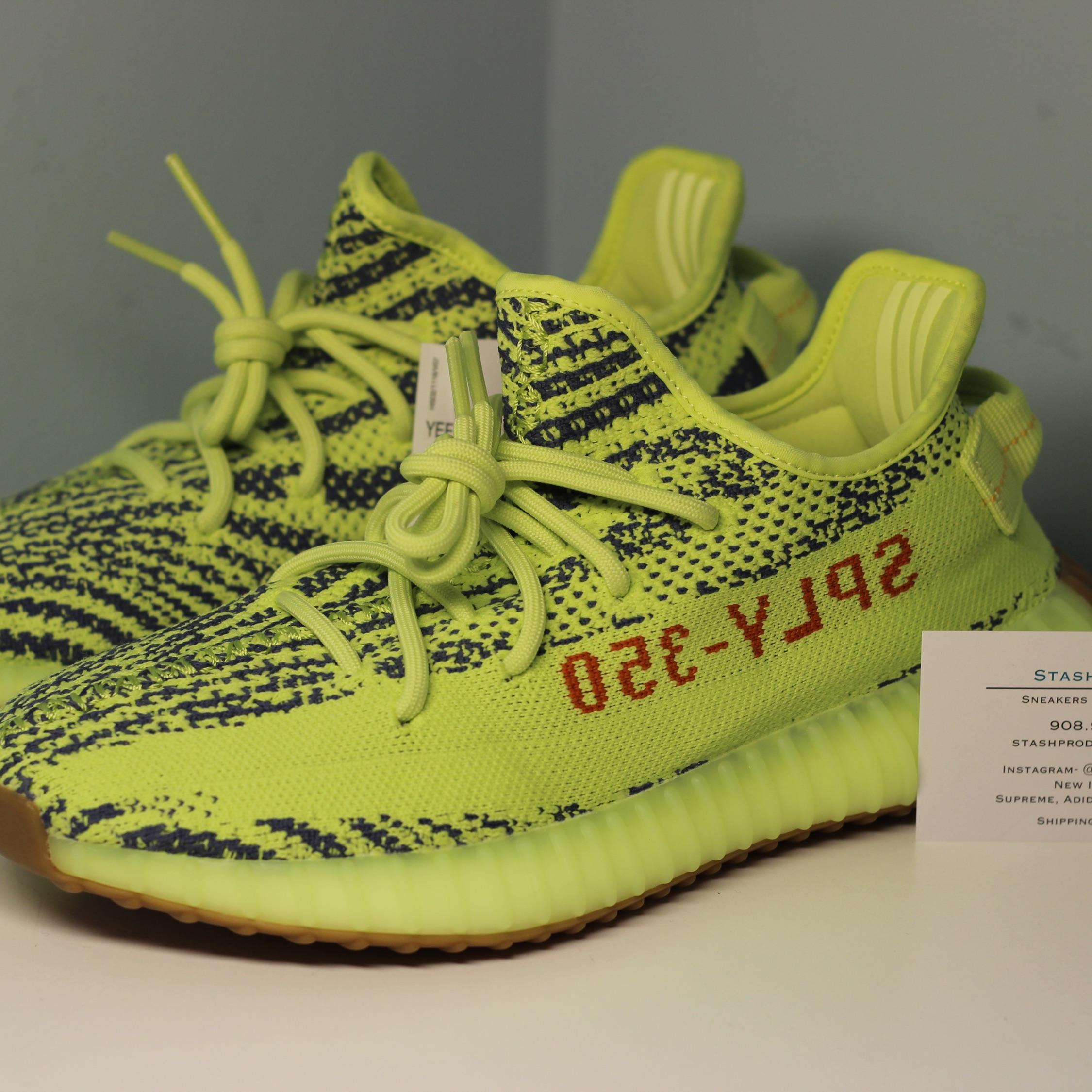 new product d79a0 4e562 Adidas Yeezy Boost 350 V2 Semi Frozen Yellow Kanye