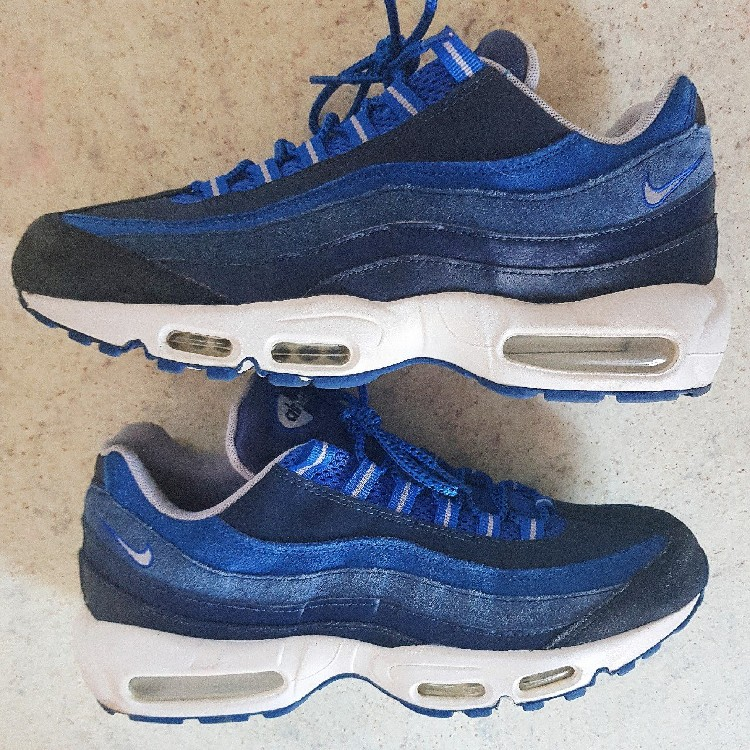 plus récent ac900 66dc3 Nike air max 95's - released in 2016 - used in good condition - mens uk  size 10, euro size 43