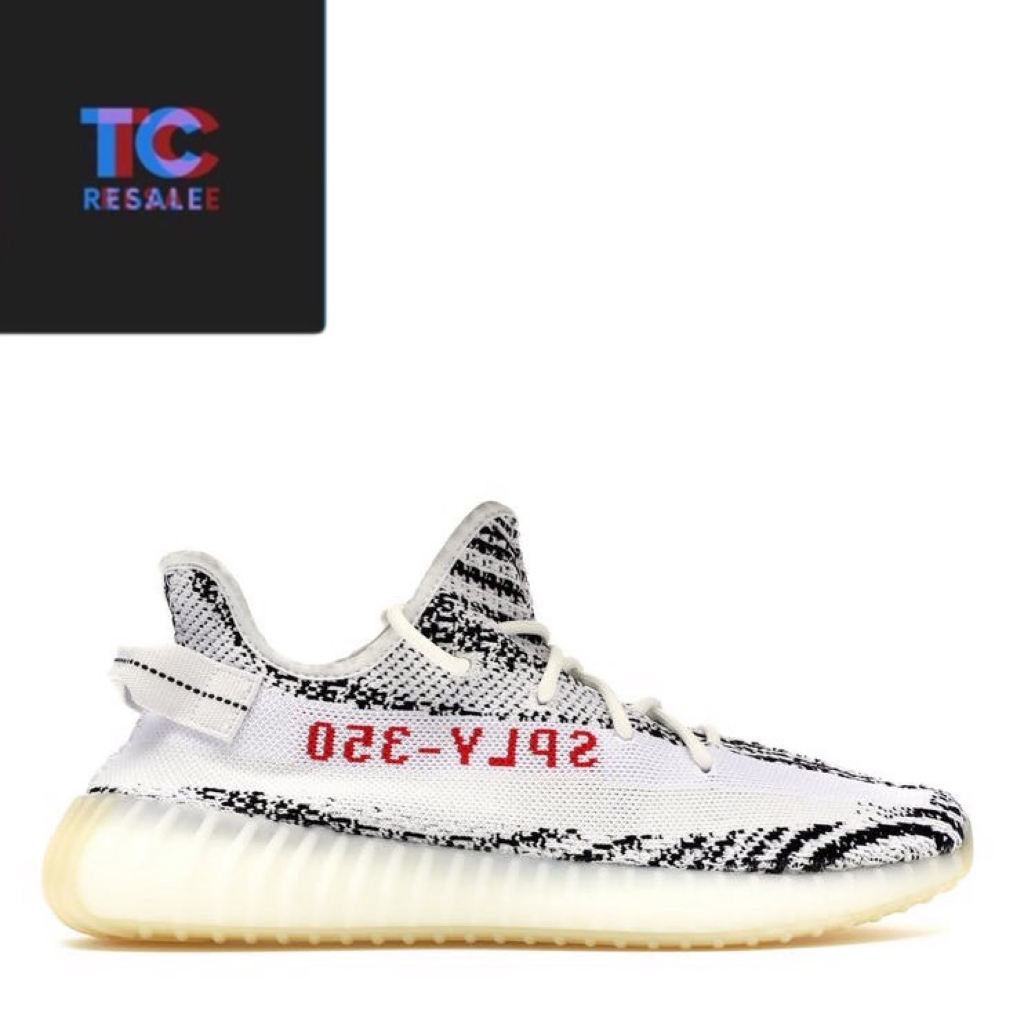 reputable site d3c48 dacdc Adidas Yeezy Boost 350 V2 Zebra