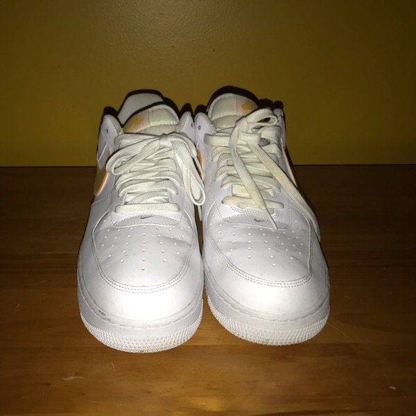 Used Yellow Air Force 1