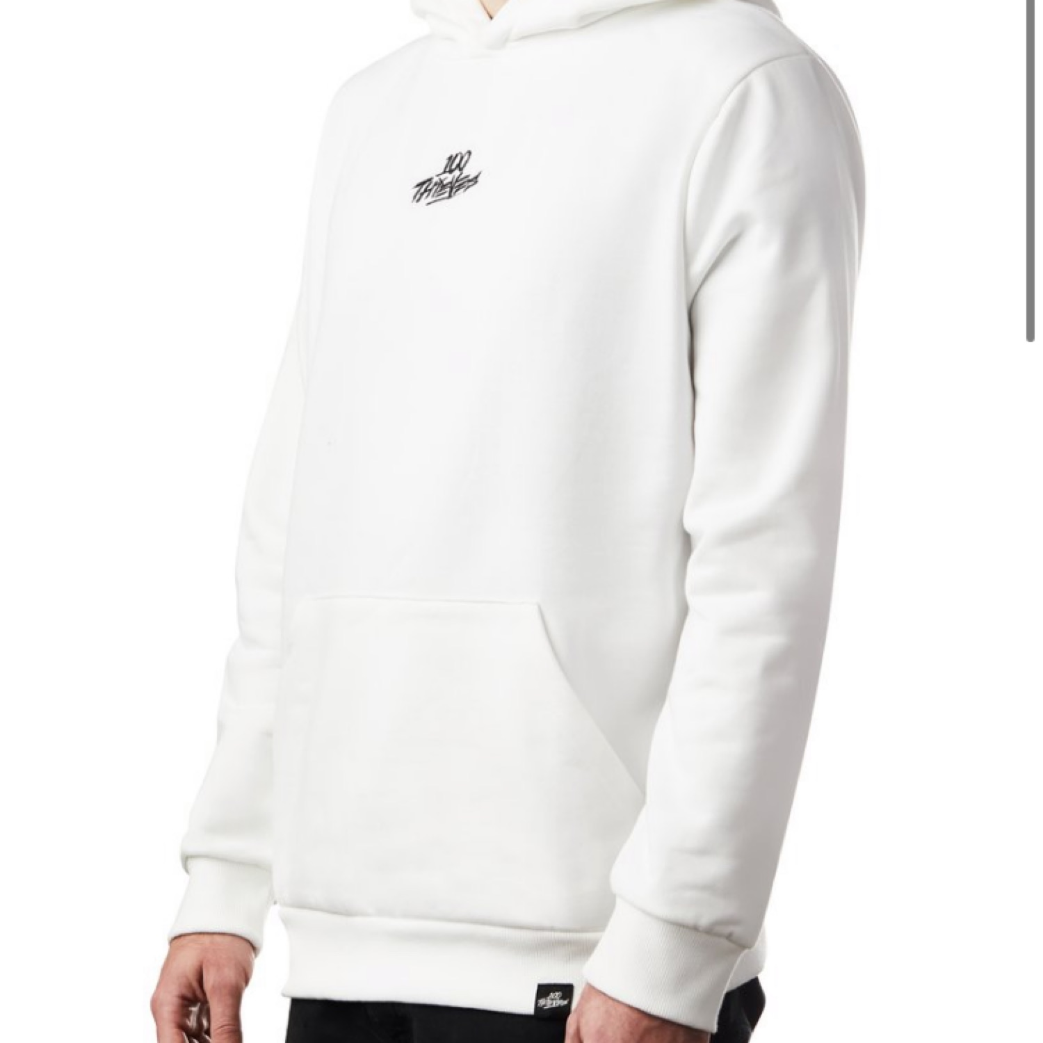 low price excellent quality picked up 100 Thieves 2019 Cream Hoodie M