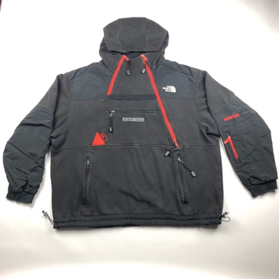 The North Face Faded Double Zip Hoodie/Jacket