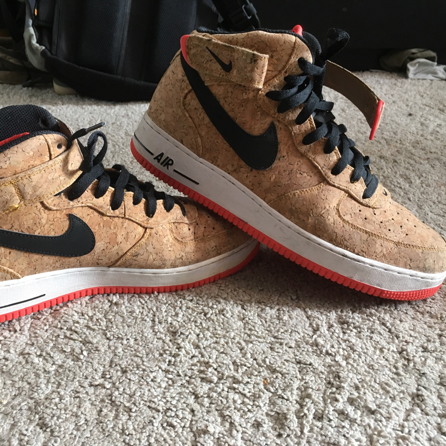 competitive price 61cc5 c042a Nike Air Force 1 Cork