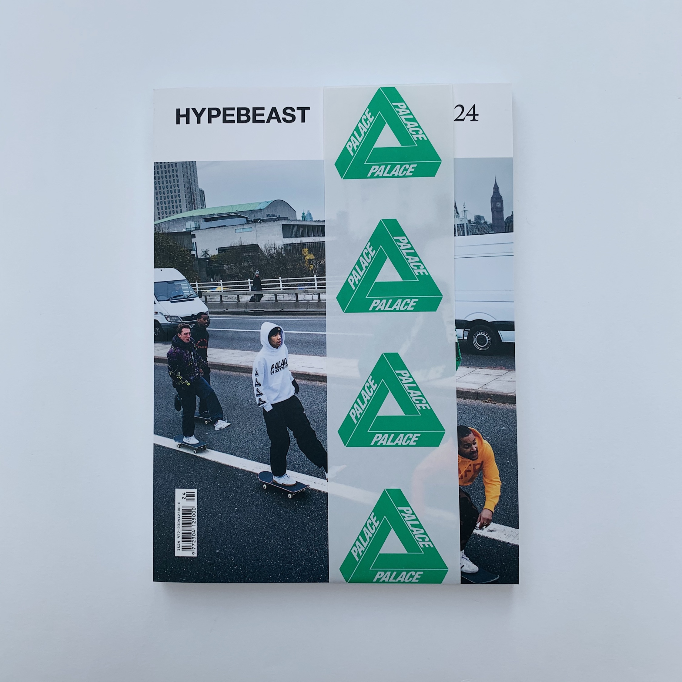 Hypebeast Magazine Issue 24 Palace | 250 Reviews