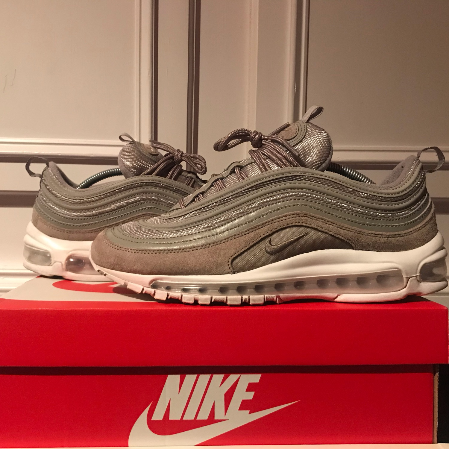 timeless design b0584 e027f Nike Air Max 97 Cobblestone