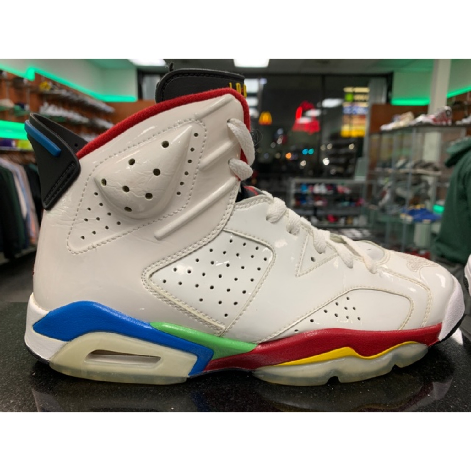 super popular 50da7 79dfd Nike Air Jordan 6 Olympic Beijing