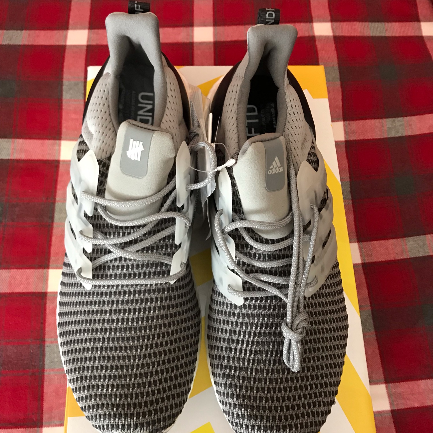 16334bd3a Adidas Ultraboost Undefeated Grey