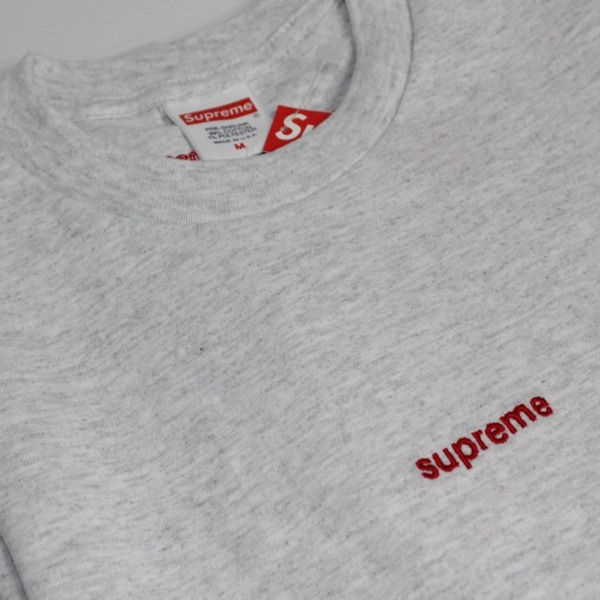 Supreme Ftw Fuck The World Tee Grey *Xl*
