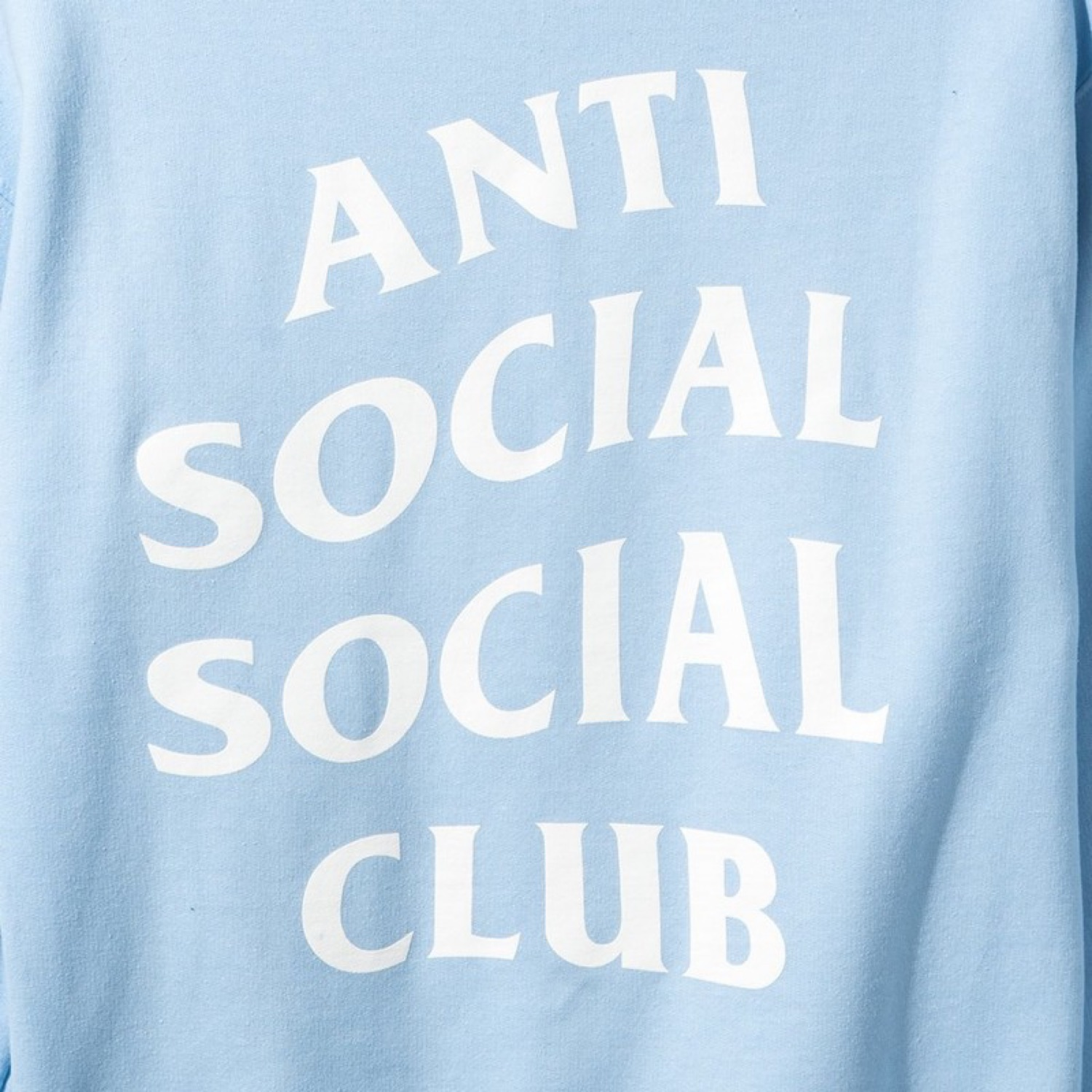 Anti Social Social Club Sky Is Falling Crewneck