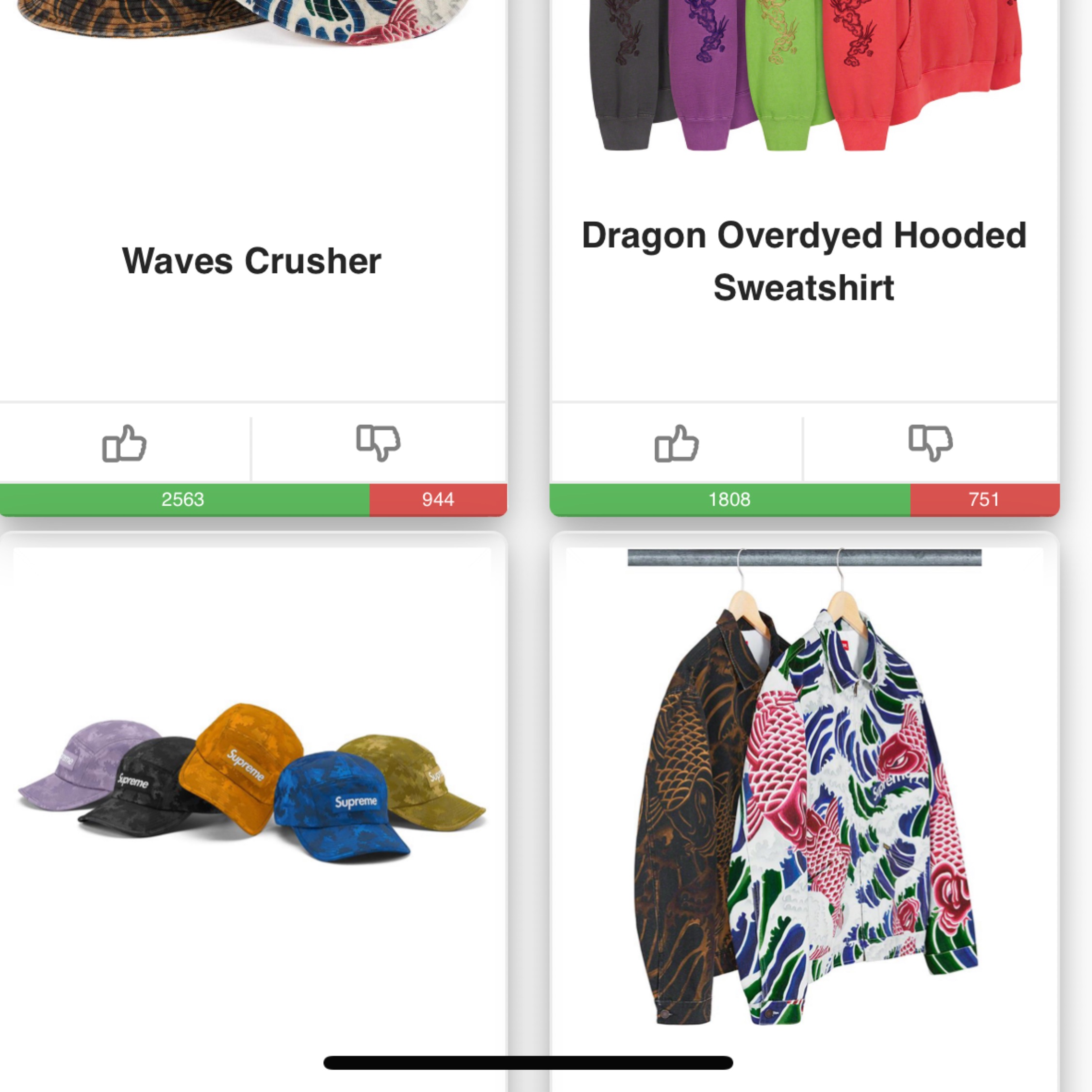 Supreme Week 14 Proxy Slots And Preorder Everythin