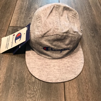 Brand New Champion Cap Made In Italy