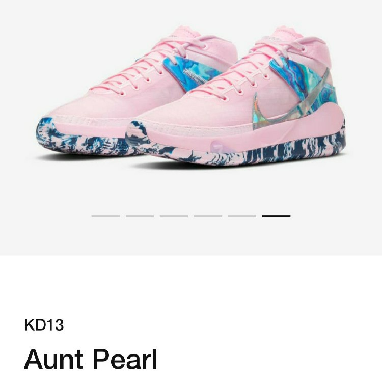 KD 13 Aunt Pearl