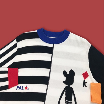 Palace Jcdc Knit Sweater