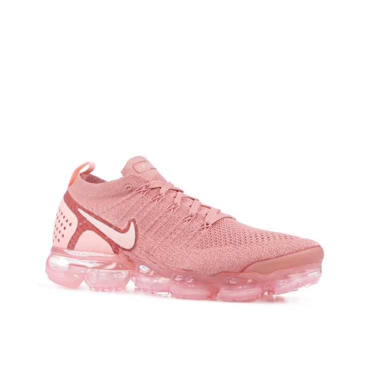 on sale cf6ad bd70b Nike Air Vapormax Flyknit 2 Rust Pink Women's Shoes