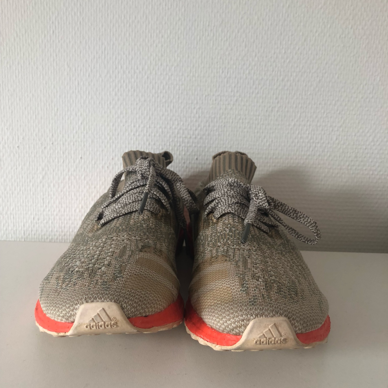 new arrival b14f4 1905a Adidas Ultra Boost Uncaged 'Trace Cargo'