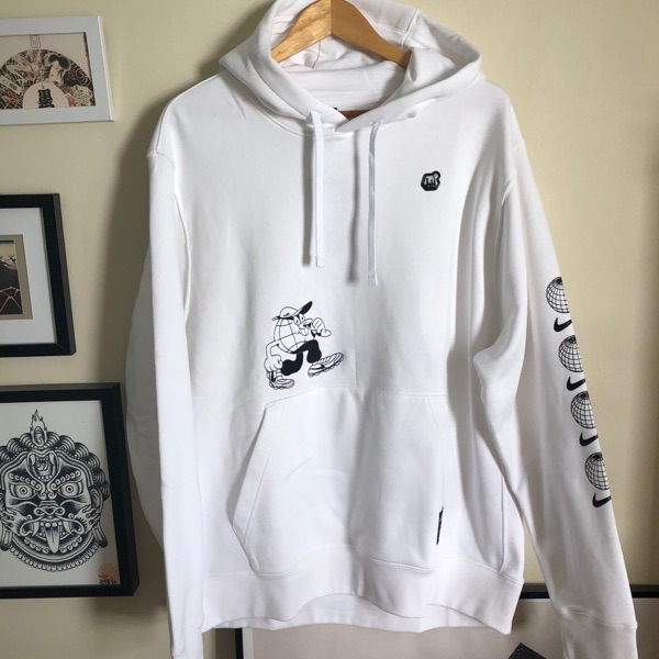Nike Air Max Tn Lugosis Art Edition Hoodie