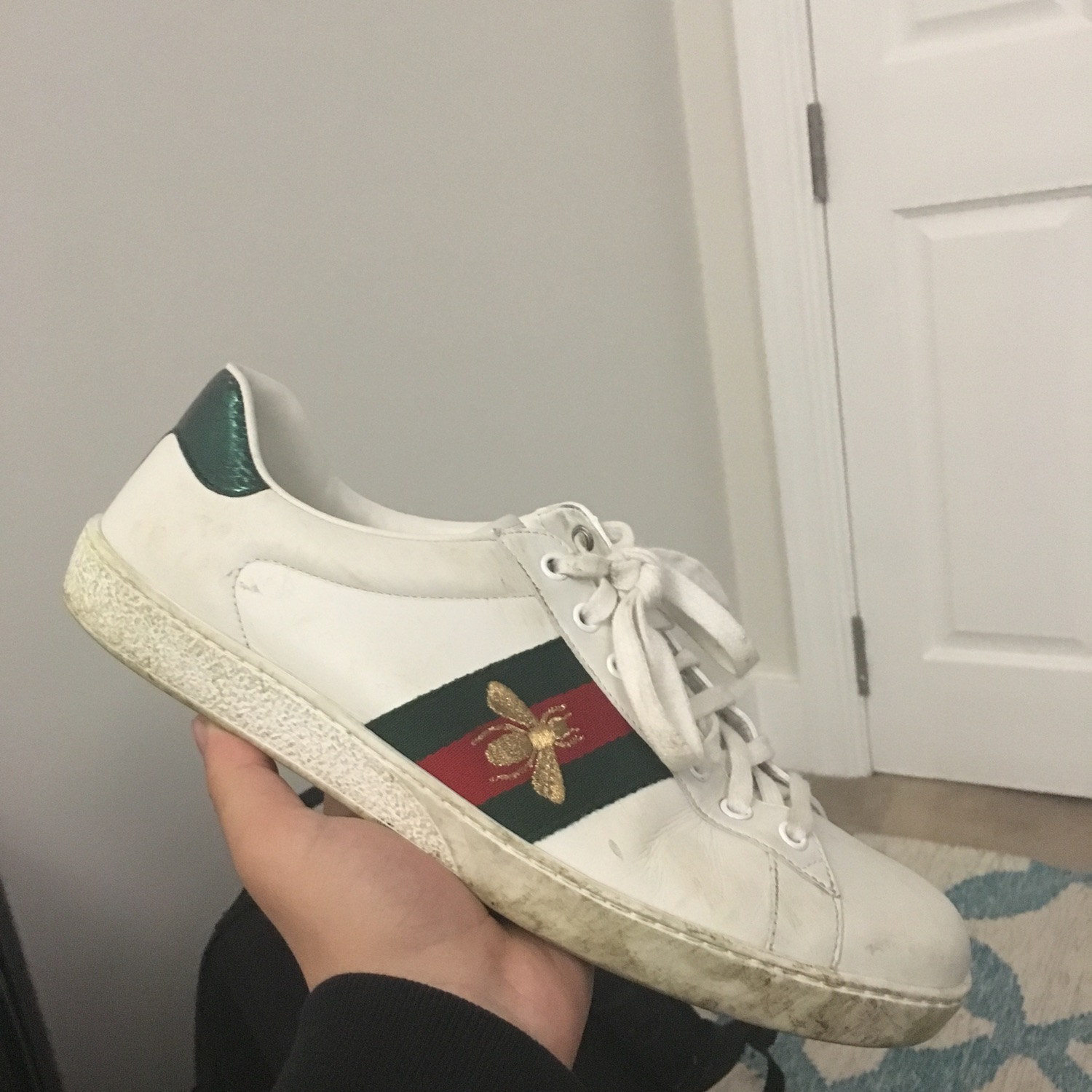 Gucci Ace Sneakers Wasp