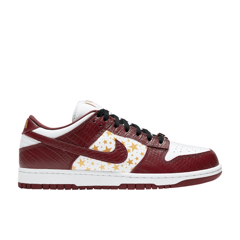 Supreme Dunk Low OG SB Barkroot Brown