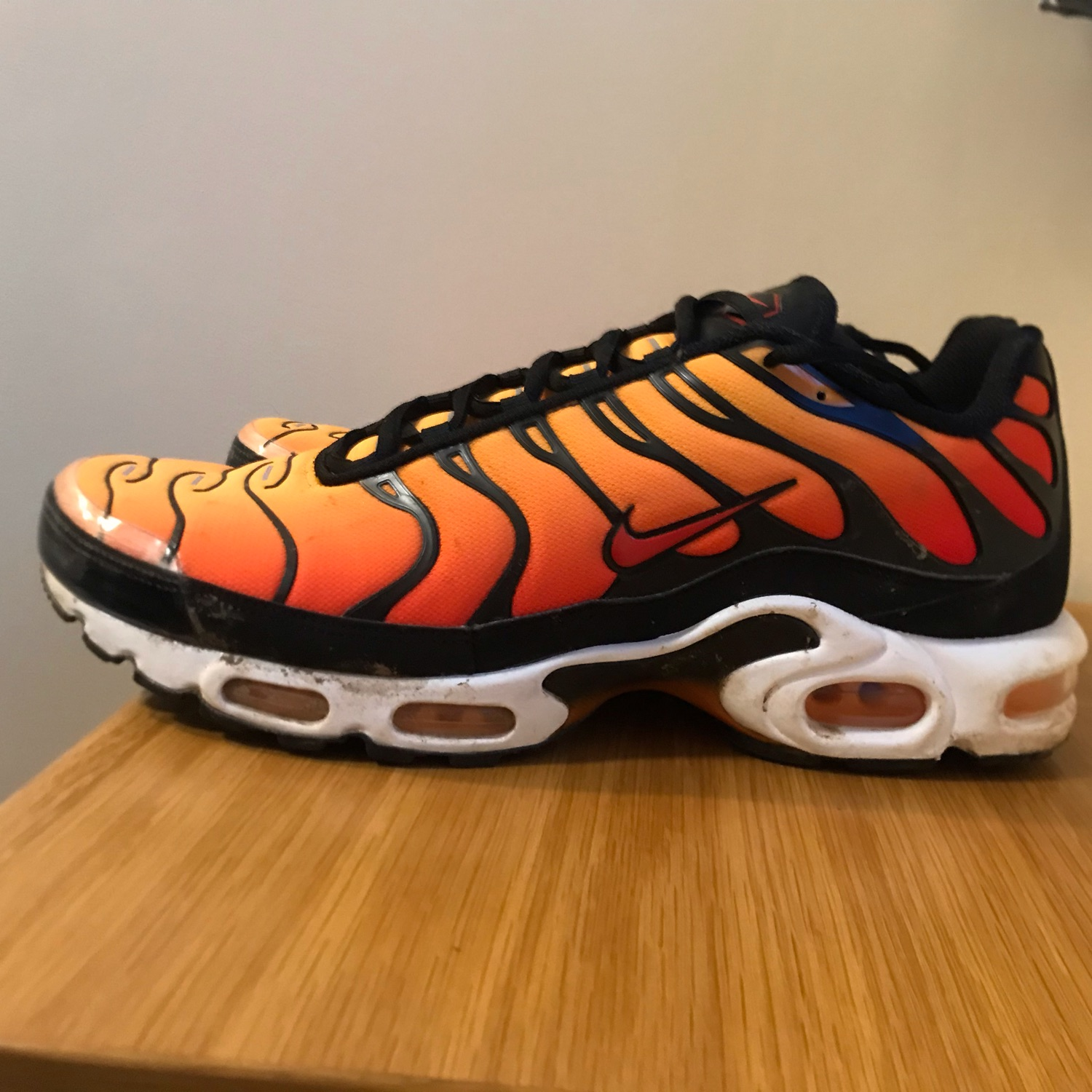 best service 28d76 4d6ff Nike Tn Og Sunset Orange