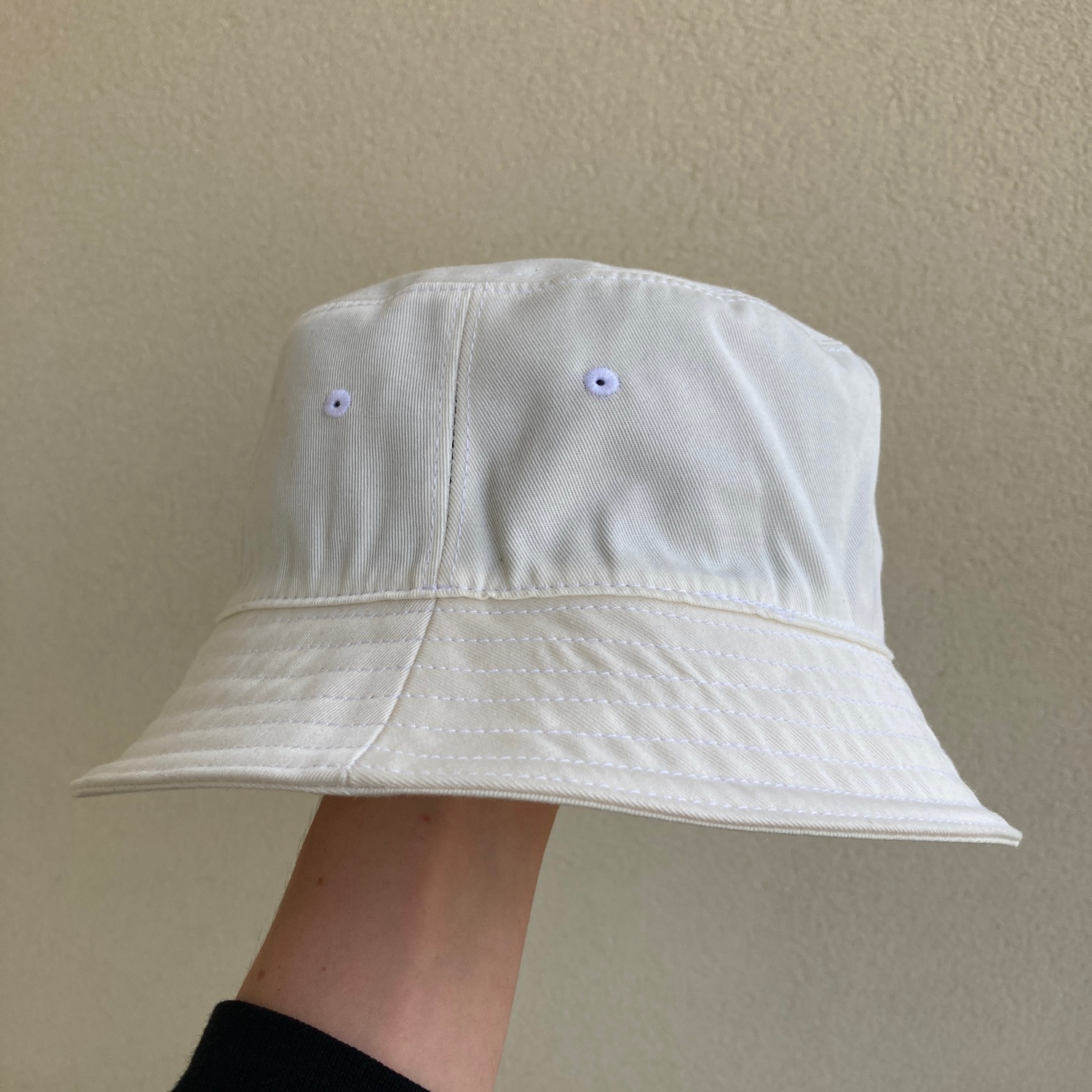 Burberry Fisher Hat White