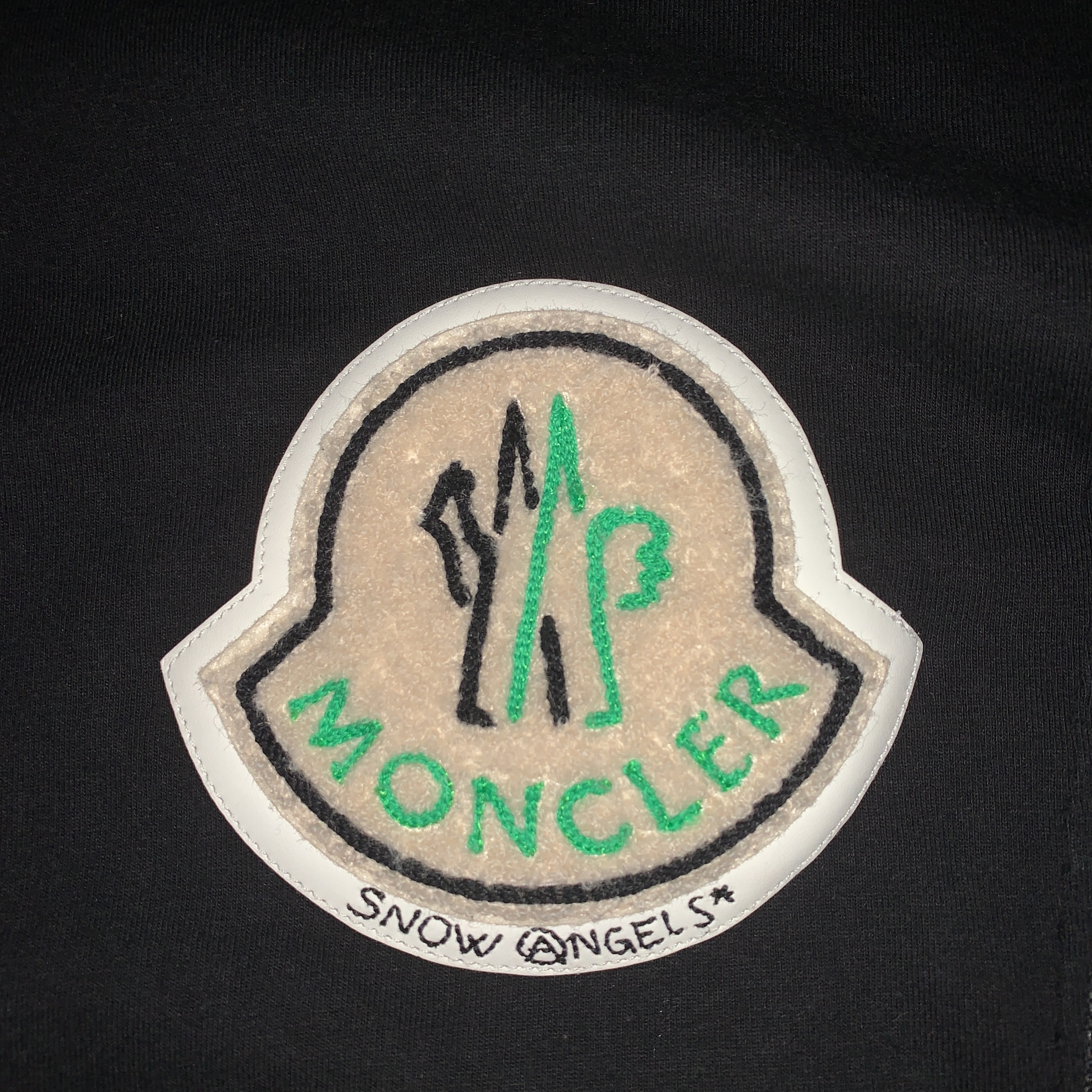 Moncler X Palm Angles Tee Genius