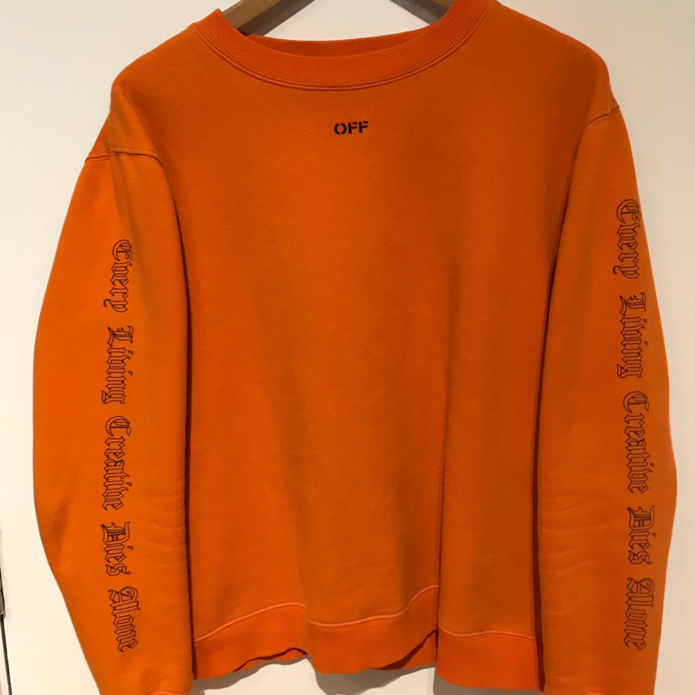 off white vlone long sleeve